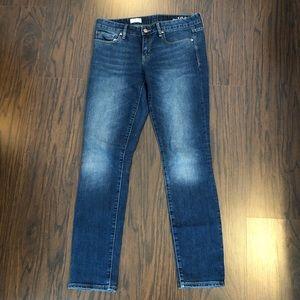 Gap 1969 always skinny Jeans size 28